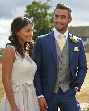 Menswear Wedding Services Bournmouth