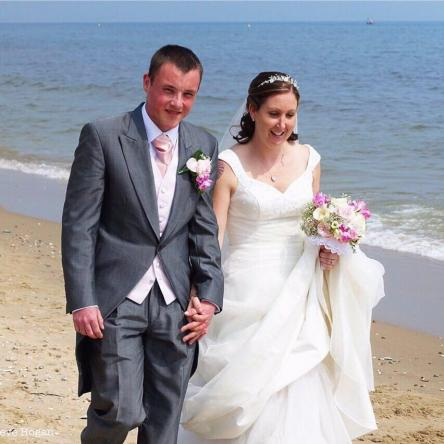 Mr and Mrs Saunders