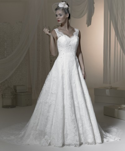 charlotte full gown by
