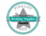 Dorset Wedding Supplier Awards 2015  - FINALIST - Groomswear Category
