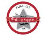 Dorset Wedding Supplier Awards 2016  - FINALIST - Wedding Attire