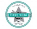 Dorset Wedding Supplier Awards 2015  - WINNER - Wedding Attire