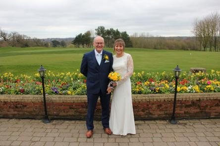 Mr and Mrs Murrell